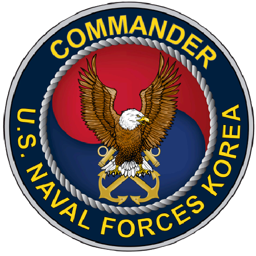 U.S. Naval Forces Korea Logo