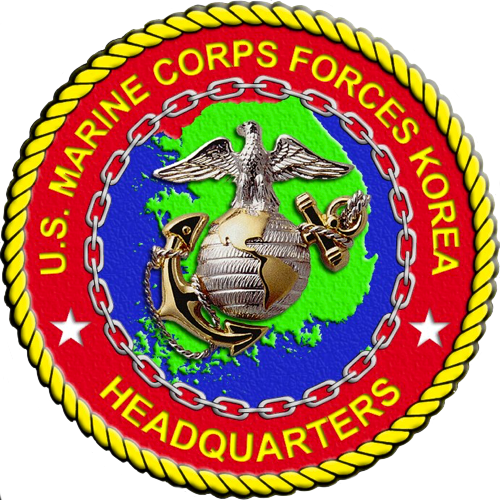 U.S. Marine Forces Korea Logo