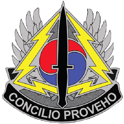 Special Operations Command Korea Logo